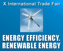 X International Trade Fair ENERGY EFFICIENCY. RENEWABLE ENERGY, Kiew, Ukraine
