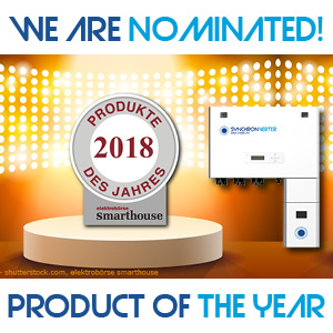 Synchronverter product of the year - please vote